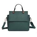 Brand Designer Retro Women Messenger Bags Leather Crossbody Shoulder Bag Tote Ladies Brand Top Handbag Bolsas