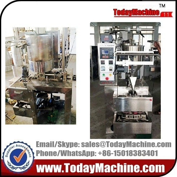 Automatic washing/coffee/drink/instant powder bag Packaging Machine(China (Mainland))