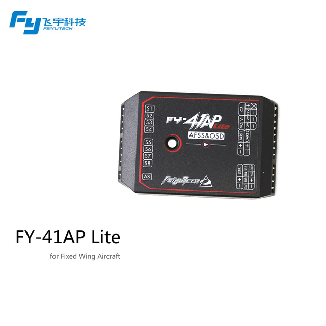 Most Cost-effective Entry Level Autopilot & OSD for fix-wing / FY-41AP Lite