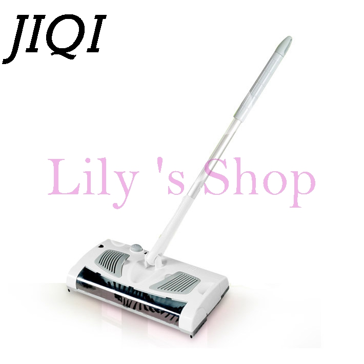 Dry wet dual use Hand push wireless electric sweeper Vacuum Cleaner Cordless mopping robot drag sweeping Broom mops charge gift(China (Mainland))