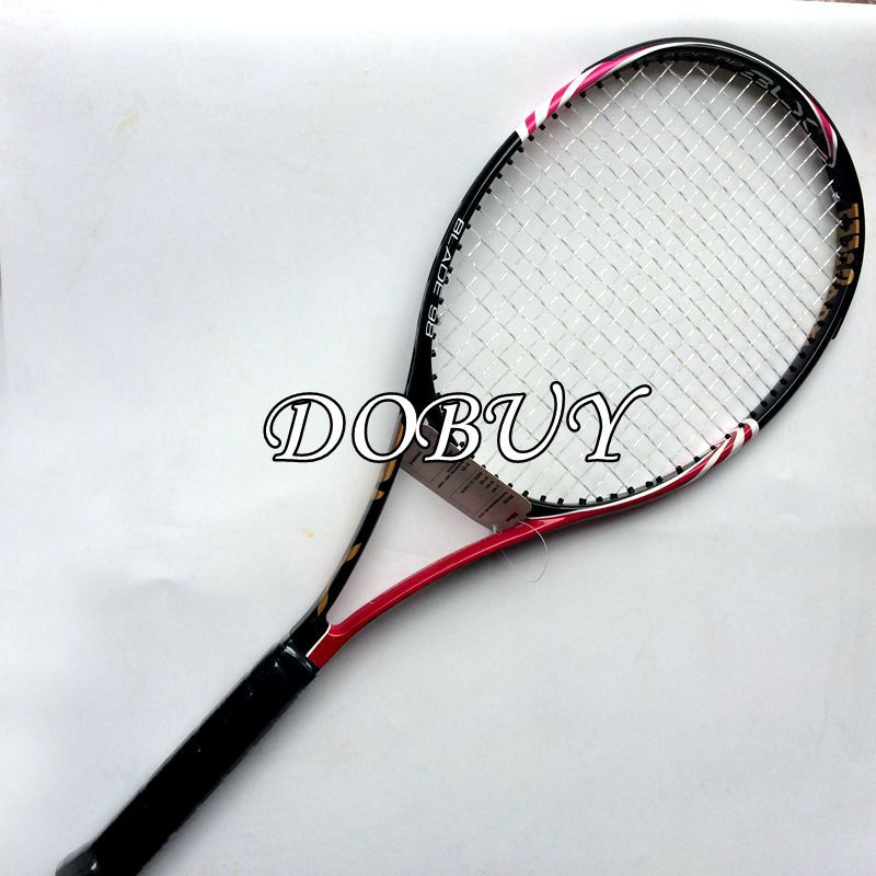 1 piece New arrival blade 98 pink Tennis Racket/Racquet free shipping tennis racket With Bag and String<br><br>Aliexpress