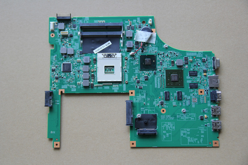 Free Shipping For DELL V3700  Laptop motherboard  CN-04JX08 04JX08 4JX08 48.4RU06.011 09290-1 HM57<br><br>Aliexpress