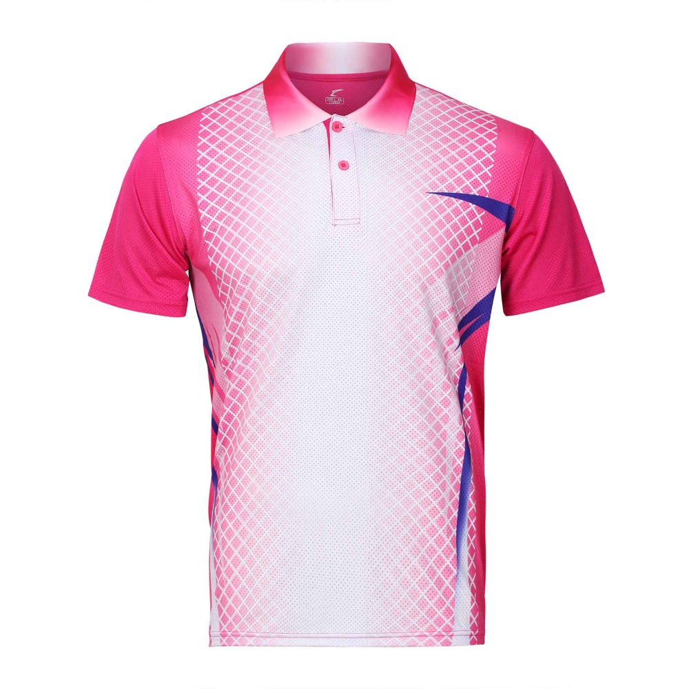 Sports T-shirt Man breathable quick-drying Butterfly Net Short sleeve lapel Tennis Badminton Table Tennis Clothes Male Tshirt(China (Mainland))