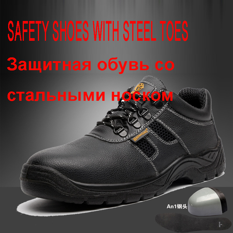 Autumn genuine leather men&women shoes boots safty ankle winter Military Boots outdoor Desert Tan combat army 38-44