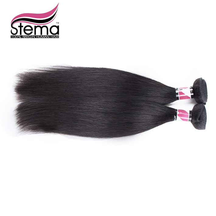 Free Shipping Thick and Full Queen Hair products virgin indian straight hair bundles 2pcs/lot no tangle no shedding<br><br>Aliexpress