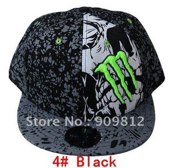 Free Shipping Devil lines hip-hop cap, Trendsetter hat, Baseball caps, Bboy hats, 5 colors available