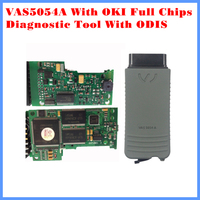 Diagnostic Tool VAS 5054a VAS5054A Bluetooth ODIS V2.0.0 software Support UDS Protocol Full Chips Version With OKI support win 7