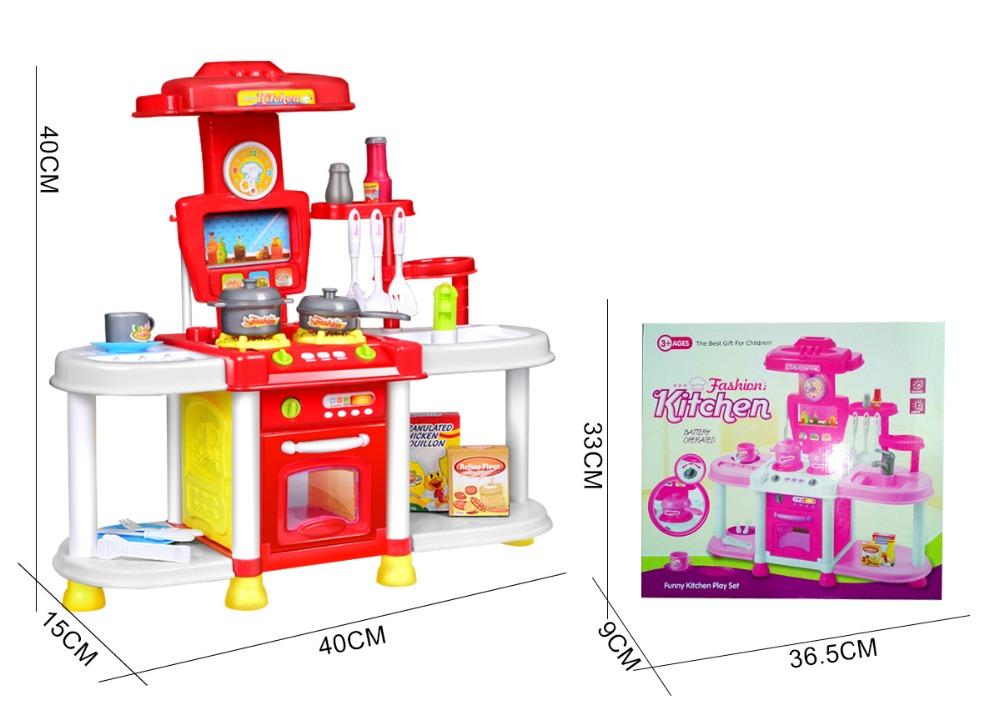 Cuisine jouets ensembles promotion achetez des cuisine for Outil simulation cuisine