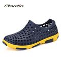 plardin 2017 Summer Man Casual Soft and comfortable Men s cutouts beach shoes Wear resisting Breathable