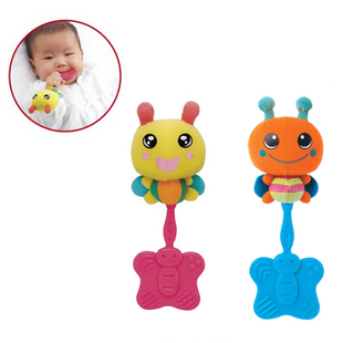 People baby teethers rattles baby teethers toys rattles, belt(China (Mainland))