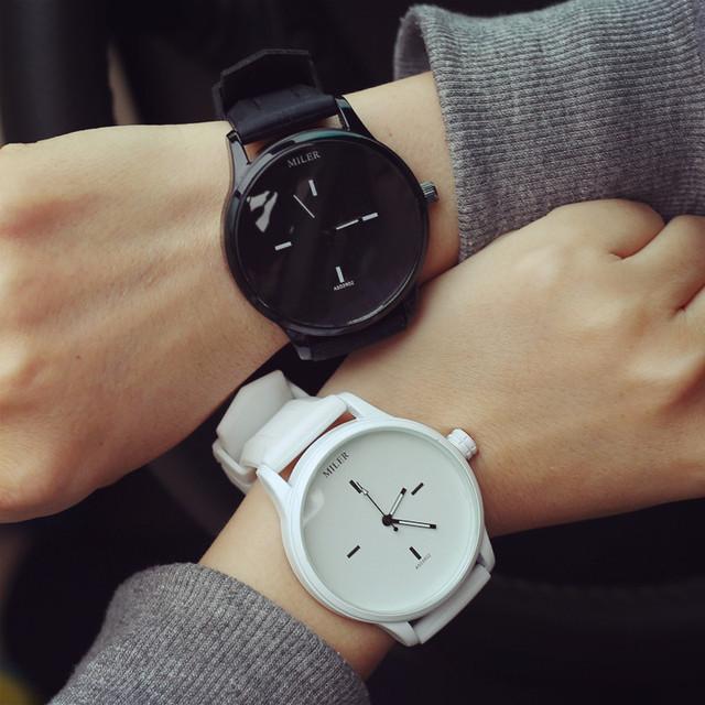Zegarek damski MILER sportowy trzy kolory