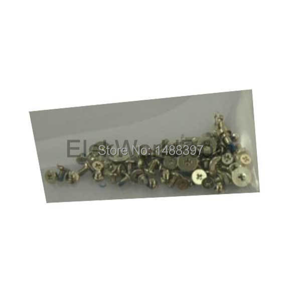 for iPhone 4GS 4S 10 set/lot full set screws repair part