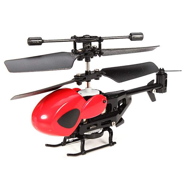 Гаджет  Funny remote control toy for kids rc helicoptero QS QS5013 2.5CH Mini Micro RC Helicopter None Игрушки и Хобби