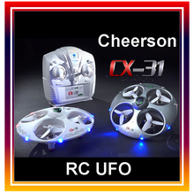 Cheerson CX-31 2.4G 4CH 6Axis RC UFO Remote Control Helicopter RC Quadcopter 3D Eversion With Headless Mode Free Shipping