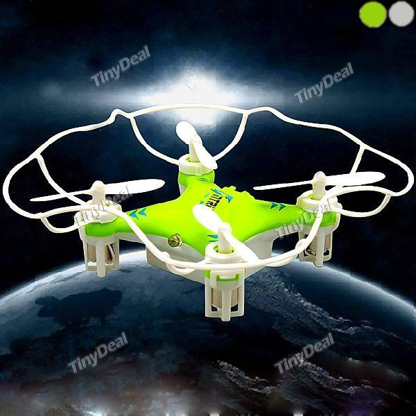 2015 New Drones Gin H7 M9912 RC Helicopter PK Cheerson CX-10 VS Cheerson CX-10A RC Quadcopter with Extra Propeller Protection(China (Mainland))