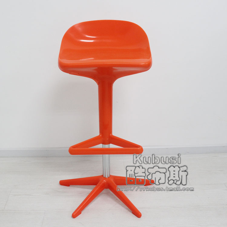 Spoon spoon child master design barstool tall bar chairs chair rotating movements<br><br>Aliexpress