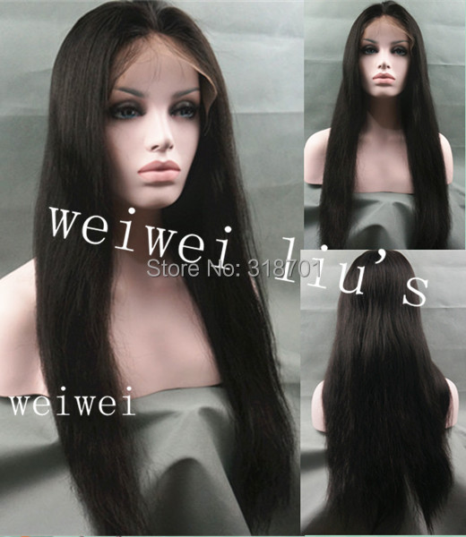 Hair products Brazilian \human hair wavy wholesale lace front with natural hairline Straight free shipping<br><br>Aliexpress