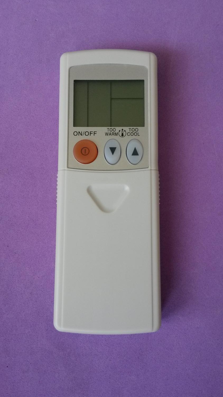 Car air conditioner controls