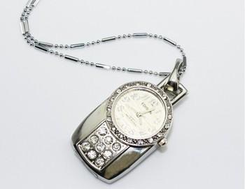 Hot Sale Diamond Fashionable Watch Model 4GB 8GB 16GB USB 2.0 Flash Memory Stick Pen Drive Thum/Car/Pen U Disk