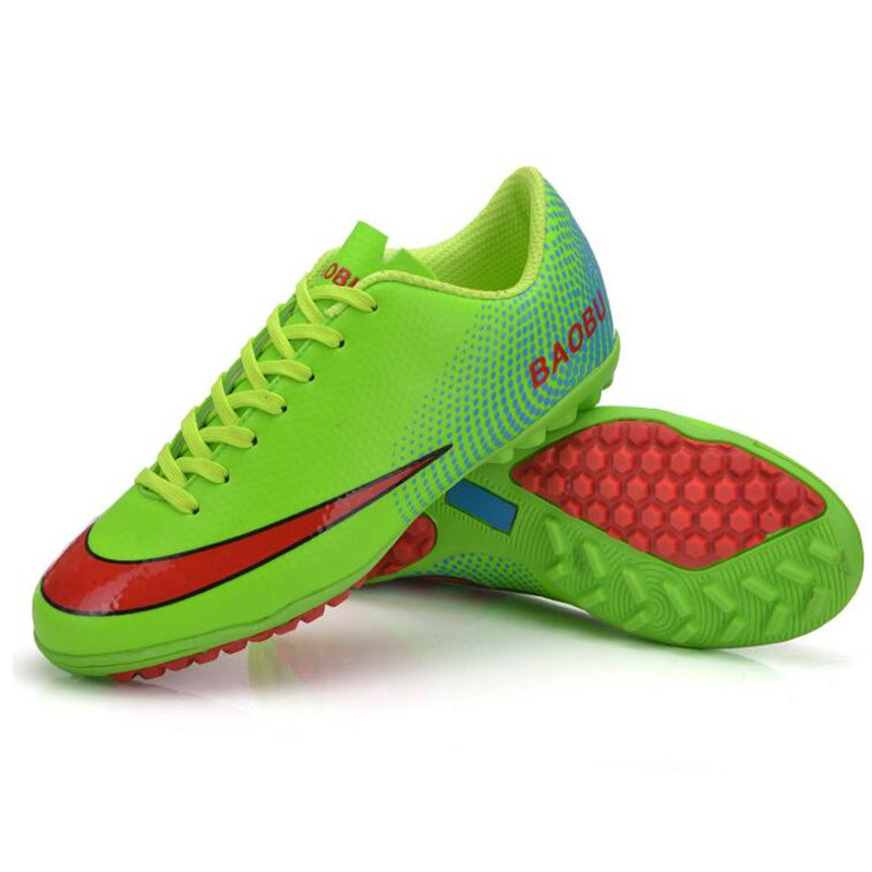 Fulang soccer shoes Training shoes  shock absorption antiskid wear resisting breathe freely    HM247<br><br>Aliexpress