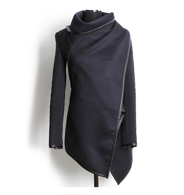 женщин осень-зима пальто Кейп отложным воротником зимой шерстяные пальто женщин моды шерстяные моды Пальто Пальто wt4430 00