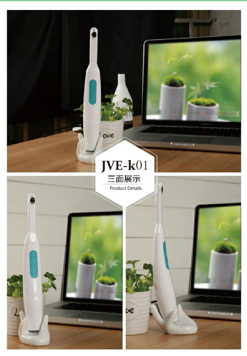 720P Wifi Intraoral Wireless Dental Camera LED Lights Monitoring Inspection for Dentist Oral Real-time Video for iPhone 6 6S(China (Mainland))