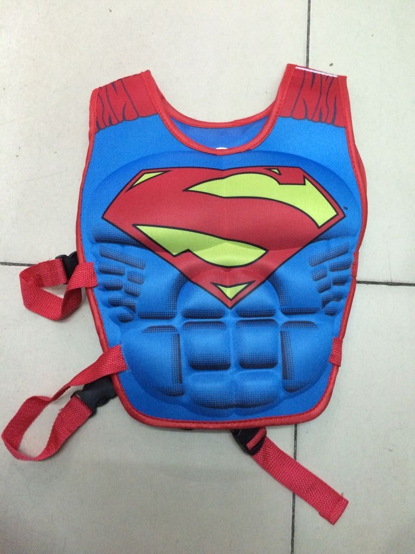Children's Inflatable Swimming Jacket Life Vest For Kids Water-Skiing Vests Sandbeach Jackets Surfing(China (Mainland))