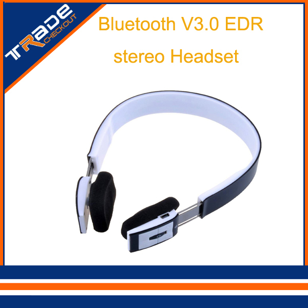Bluetooth 3.0 EDR Wireless Stereo Headset Music Headphones Mobile Phones Earphones Headphone - Tradecheckout store