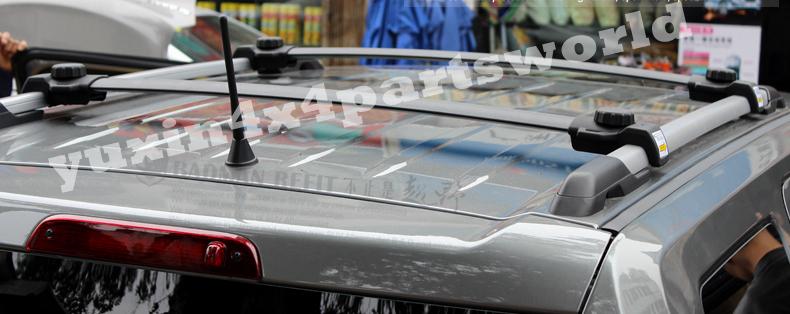 Cross Bars Roof Rails Rack Mopar OEM for 2007-2013 jeep Patriot(China (Mainland))
