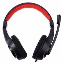 Lo nuevo Gaming Auriculares de Lupus G1 3.5mm Tipo de Enchufe Estéreo Surround Gaming Headset de Auriculares Con Micrófono Para PC