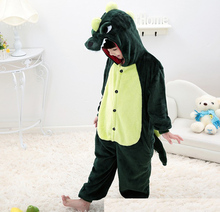 Pijama Menino Sleeping Bag for baby blanket Sleeper Clothes Robe Kid Sleepingwear Animal Jumpsuit Clothing Dinosaur Rompers