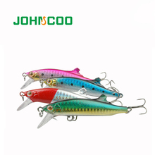 Buy Minnow 9cm 26g Fishing Lures Baits Deep Sea Bass Lure Artificial Wobbler Swimbait Hard Lure Diving Sinking Bait 3D Eyes for $2.68 in AliExpress store
