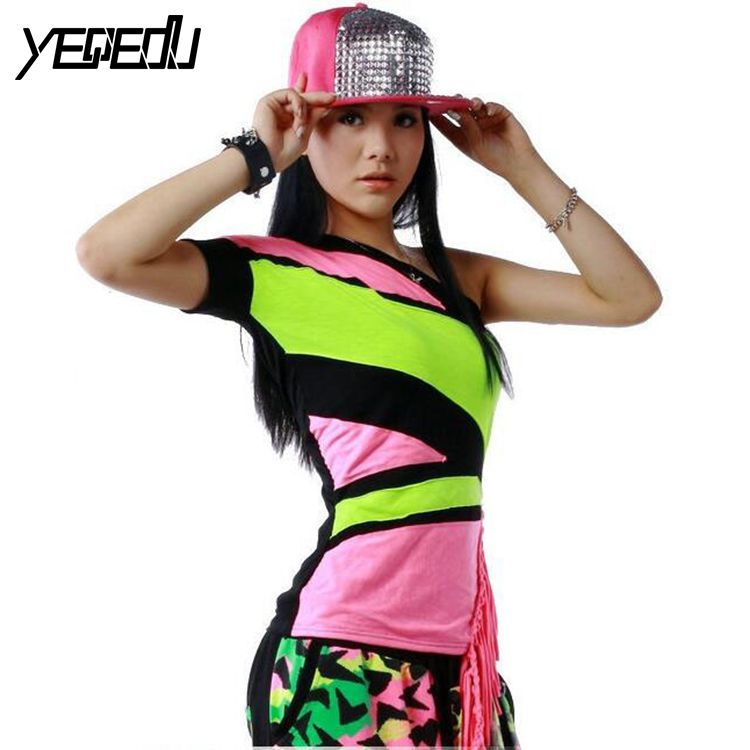 Online Buy Wholesale Neon Color T Shirts From China Neon