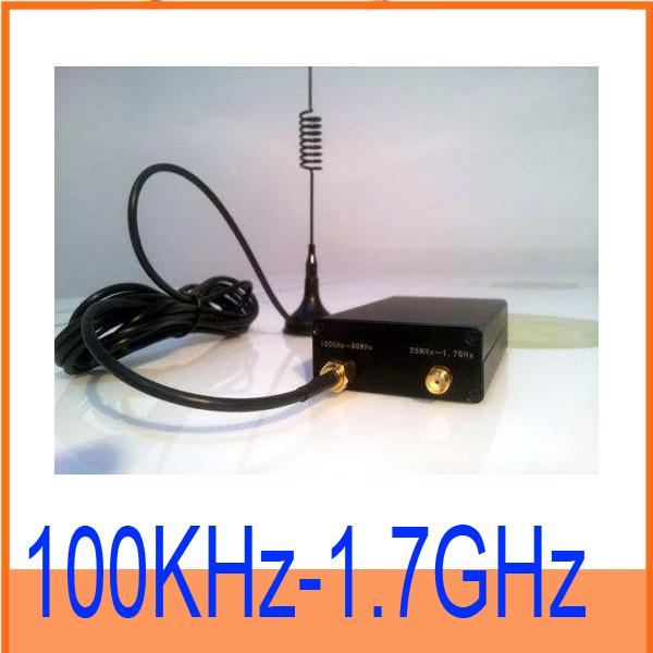 RTL-SDR USB тюнер приёмник