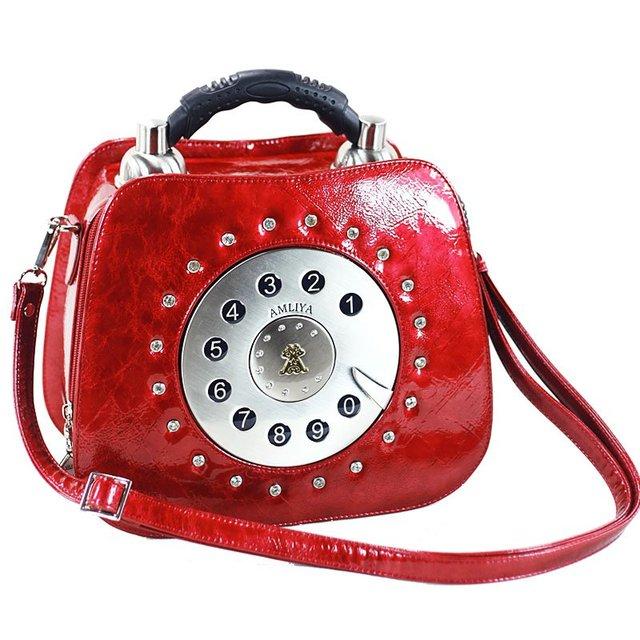 2012 bag Vintage Telephone Bag shoulder bag messenger bag handbags