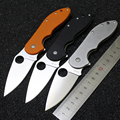 GP C172 Folding Tactical Knife Survival Camping Tools G10 Blade Handle Survival Camping Hunting Knives outdoor