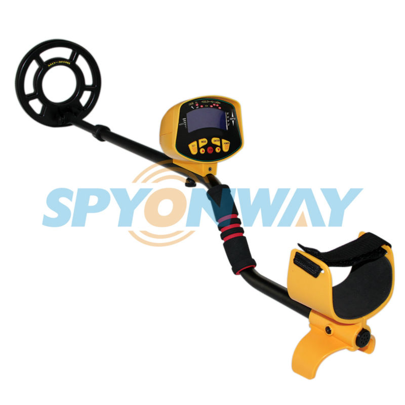 Precious Ground Search Gold Metal detector for Treasure Hunting Gold Finder