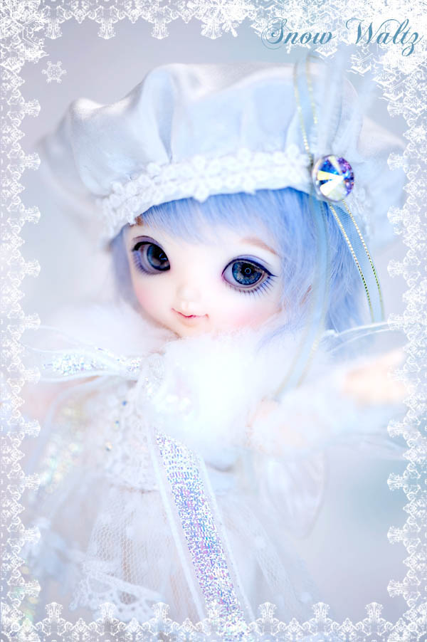 1/8 fairyland pukiFee Cupid bjd sd doll(China (Mainland))