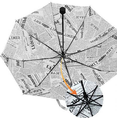 2015 new style originality rainbow umbrella umbrella Vinyl is prevented bask in super uv protection umbrella sun umbrella(China (Mainland))
