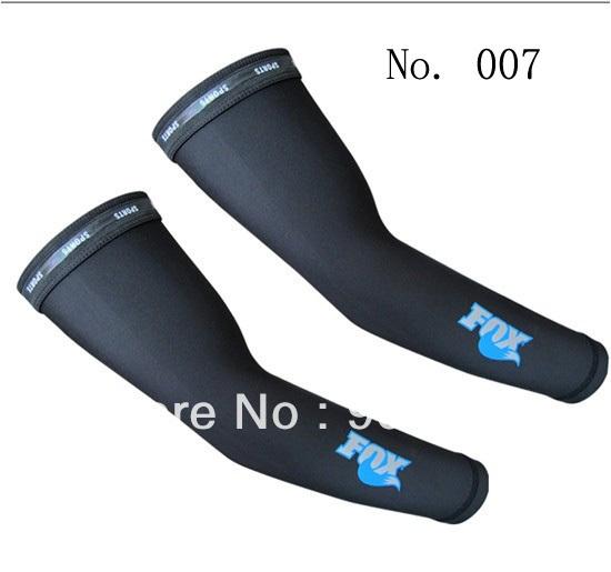 5pairs/lot mixed Cycling UV Protection Coolmax Arm Sleeve Warmer arm sleeve cycling warmer sunscreen - tdbike-light store