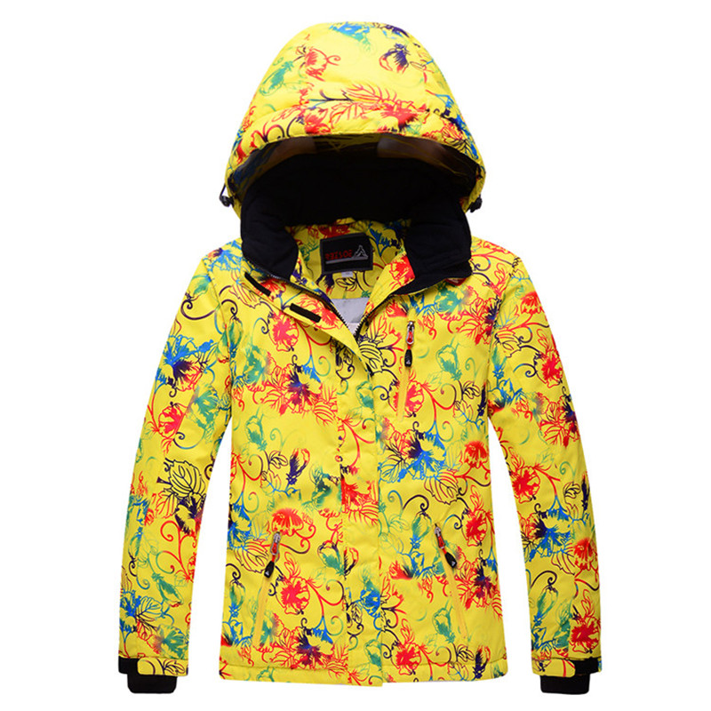 2016 Fashion Snowboard Boys Girls Jacket Windproof Waterproof Outdoor Wear Kids Warm Clothing Children Skiing Camping Hiking Hot(China (Mainland))