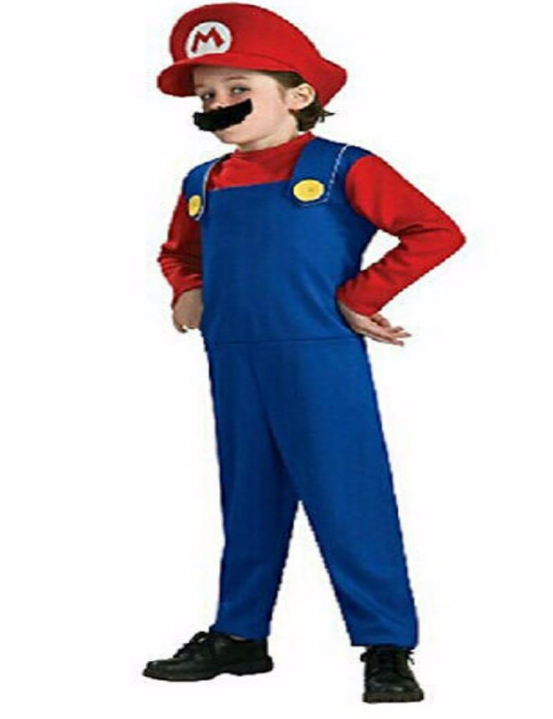 Children-Funy-Cosplay-Costume-Super-Mario-Luigi-Brothers-Plumber-Fancy-Dress-Up-Party-Costume-Cute-Kids (2)_meitu_3