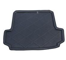 Free shipping/ Car boot Car trunk Mats  for Peugeot 206/207/307/308/3008/408/508(China (Mainland))