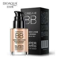 30ml Brand BIOAQUA Makeup Base Face Waterproof Liquid Foundation BB Cream Concealer Moisturizing Whitening Oil-control Cosmetics(China (Mainland))