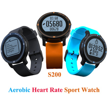 Buy 2017 Newest S200 Smart Watch Aerobic Sport Watch Men Women Heart Rate Monitor Call SMS Reminder IOS Android Waterproof IP67 for $29.99 in AliExpress store