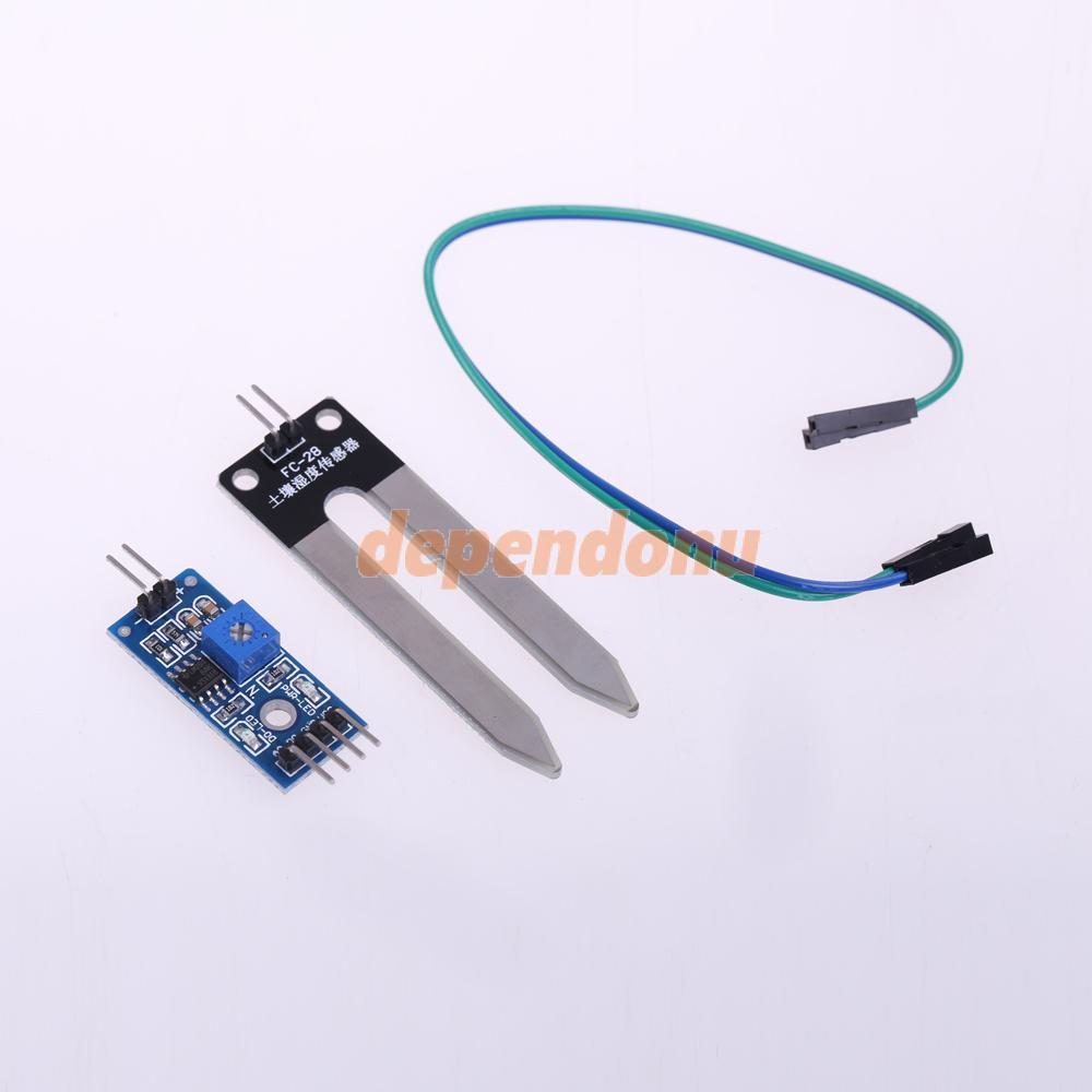 D1U Soil Hygrometer Humidity Detection Module Moisture Water Sensor for Arduino Free Shipping
