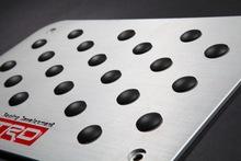 2015 NEW car styling Car decoration accessories Aluminum TRD Pedals Car Mats Carpet Pedal Pad Non