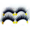 10pair 2016 Hot Curl Long Eyelash Extension Soft Black A Set Of Fake False Eye Lashes