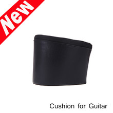 Guitar Accessories Guitar Cushion Knee Pad Leather Cover Built-in Sponge Soft Durable Design New Arrival(China (Mainland))