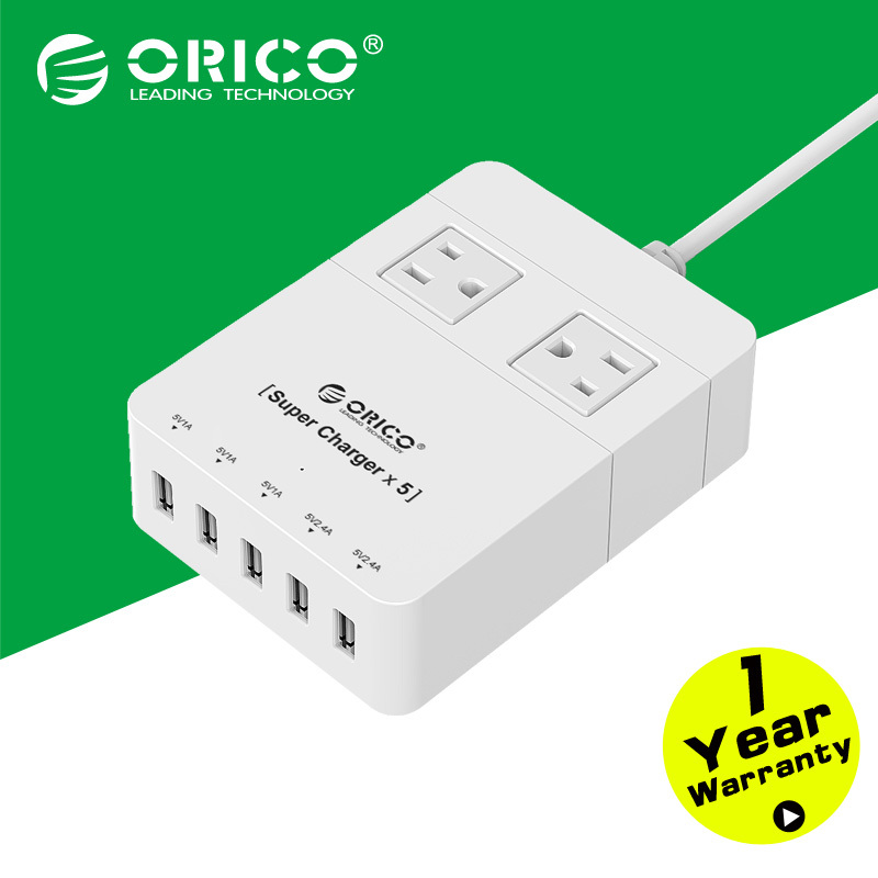 Travel surge protector Socket with usb power strip IC for Ipad Iphone (white)(China (Mainland))